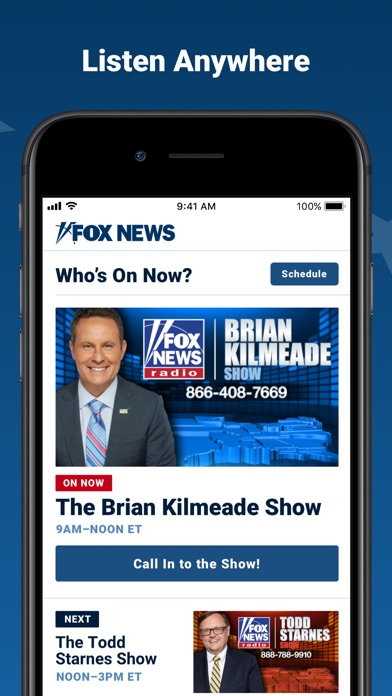 Fox News: Live Breaking News iPhone