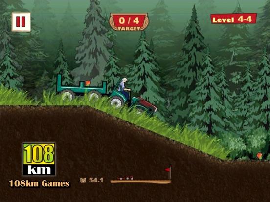 Игра Tractor Hero.