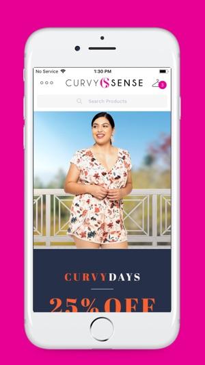 e539979f Curvy Sense on the App Store