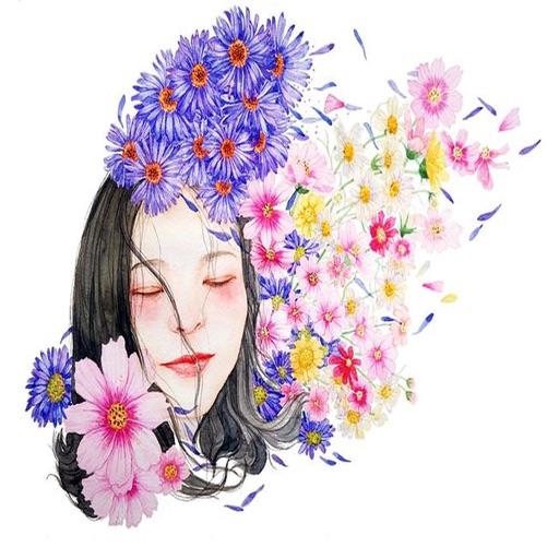 Spring Stickers - Sid Y