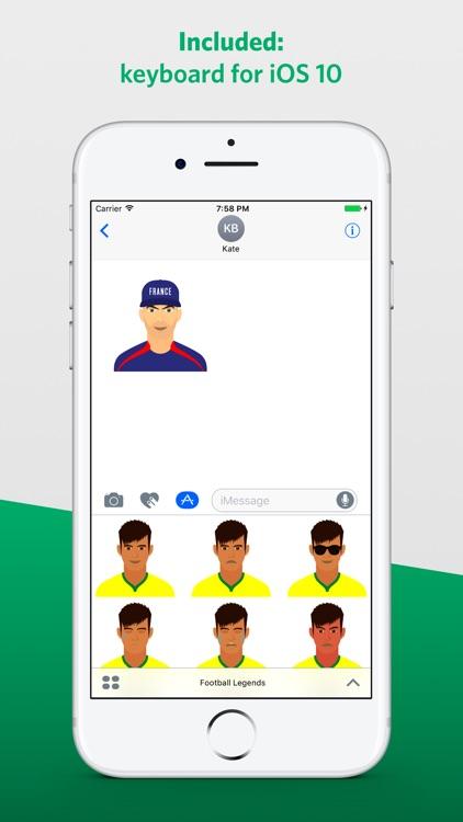 Football Legends Emoji