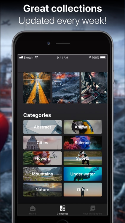 Live Wallpapers 3d & HD Themes screenshot-3