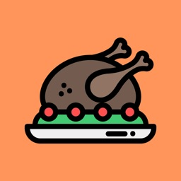 Family Thanksgiving Stickers!