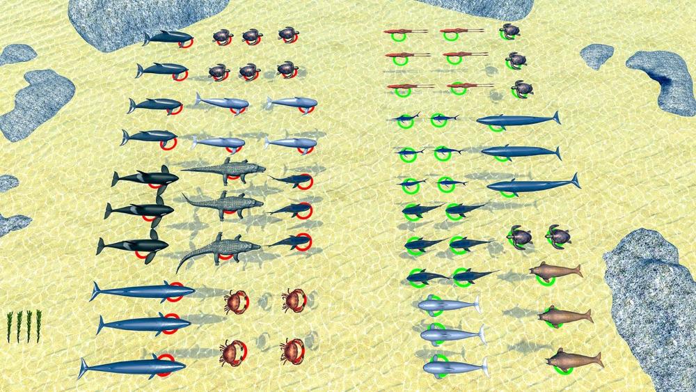 Sea Animal Battle Simulator hack tool