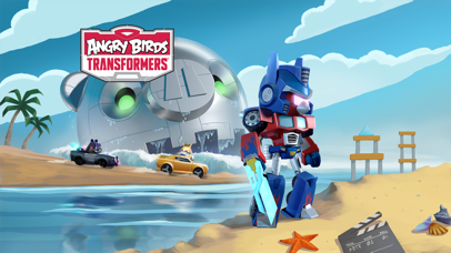 download Angry Birds Transformers apps 3