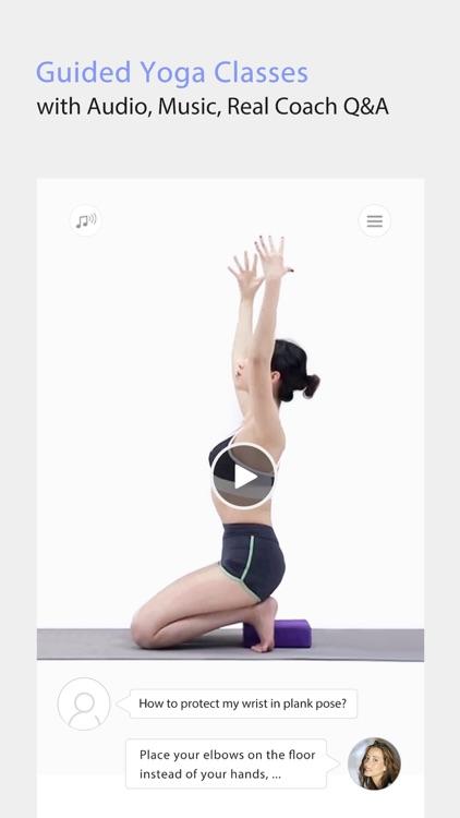 Daily Yoga - Yoga Fitness Plan screenshot-3