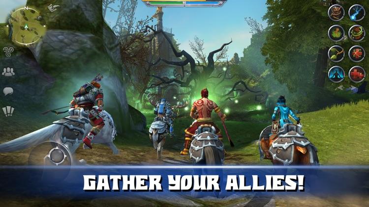 Celtic Heroes 3D MMO screenshot-0
