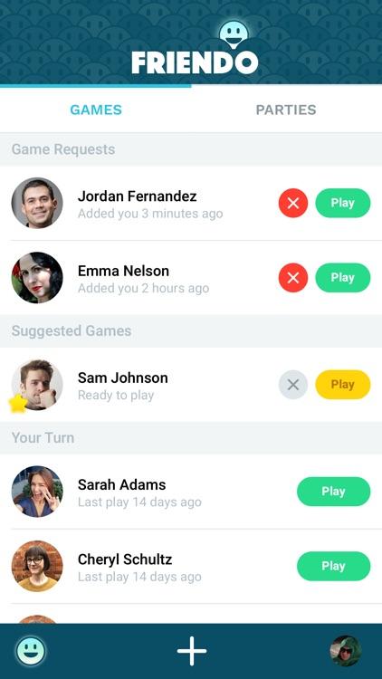 FriendO - The Best Friend Game screenshot-5