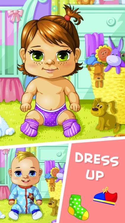 My Baby Care: Babysitter screenshot-3
