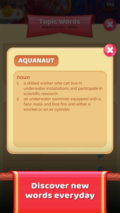 Owls and Vowels: Word Game screenshot-5