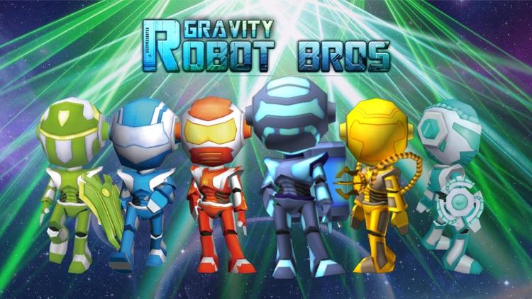 Robot Bros Gravity screenshot-0