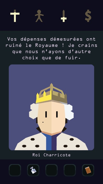 Screenshot #2 pour Reigns: Her Majesty