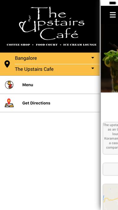 The Upstairs Cafe screenshot three