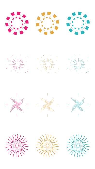 点击获取Animated Fireworks & Shapes