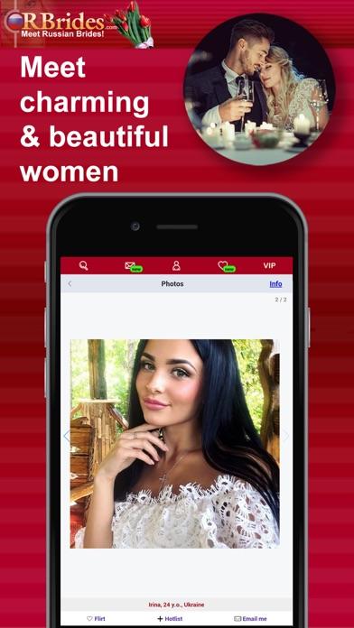 RBrides Online Dating screenshot 1