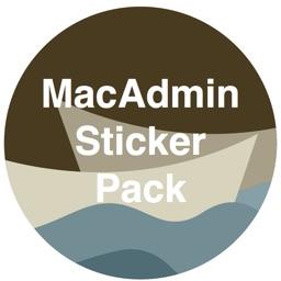MacAdmin Stickers