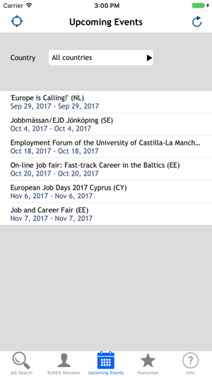 eures your job in europe on the app store