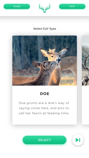 Deer Calls Screenshot