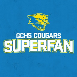 GCHS Cougars Superfan