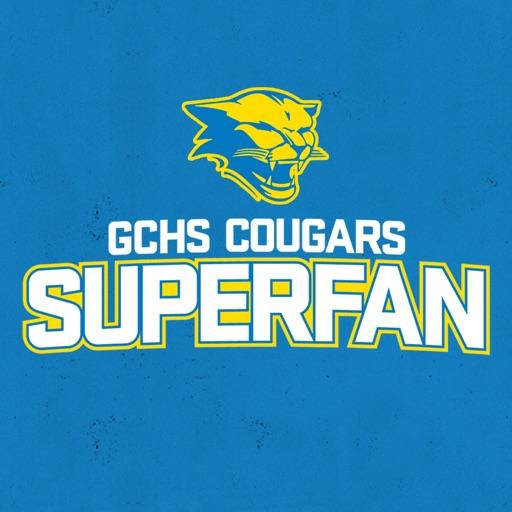 GCHS Cougars Superfan