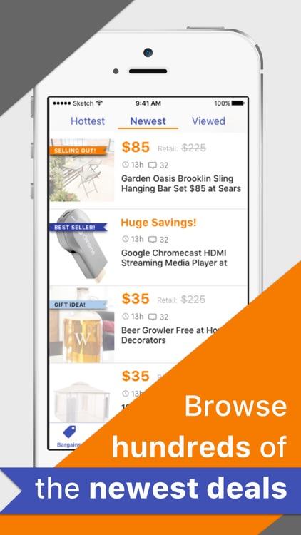 Ben's Bargains - Shop Deals screenshot-4