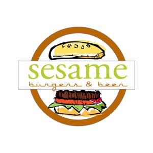 Sesame Burgers and Beer app