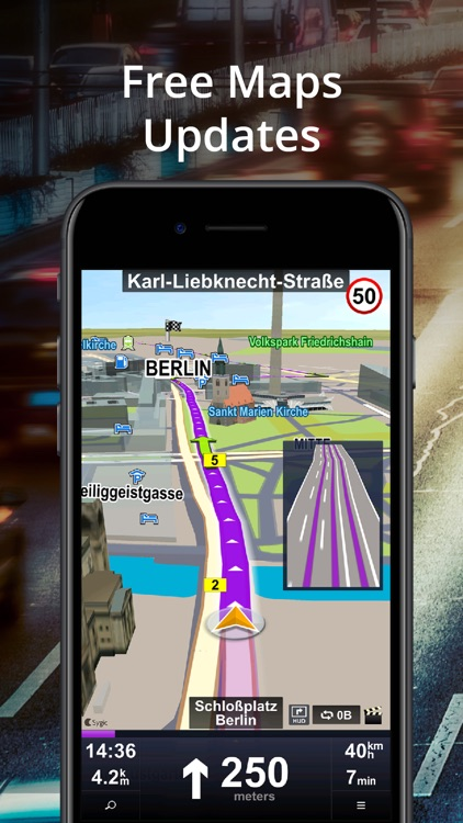 Car Navigation: GPS & Maps screenshot-4