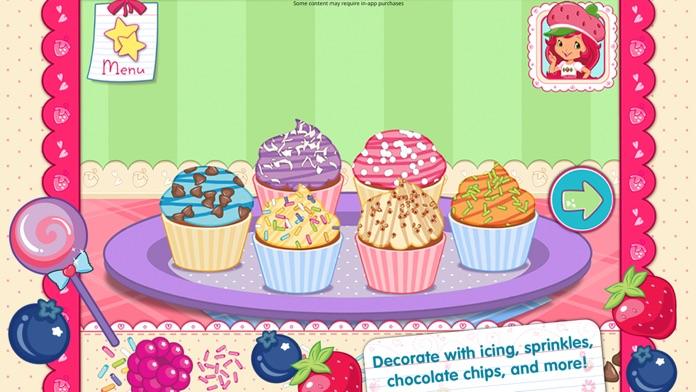 Strawberry Shortcake Bake Shop Screenshot