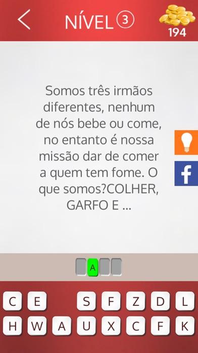 Image of Enigmas e adivinhas for iPhone