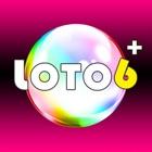 ロト6情報支援:Loto6+ icon