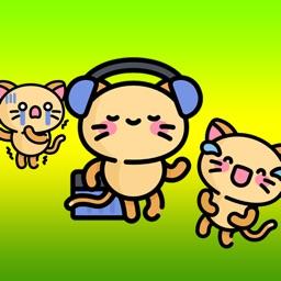 Kitty Avatar Expression Emoji