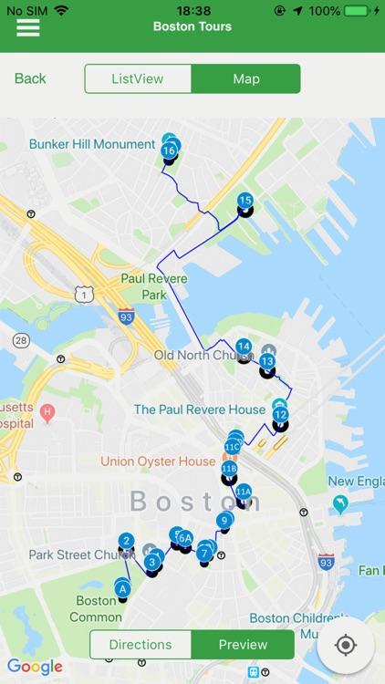 Boston Walking Tours screenshot-3