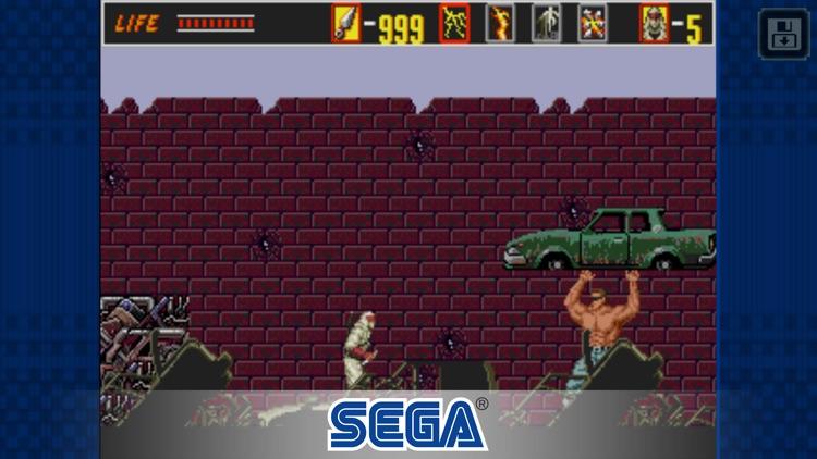 The Revenge of Shinobi Classic screenshot-3
