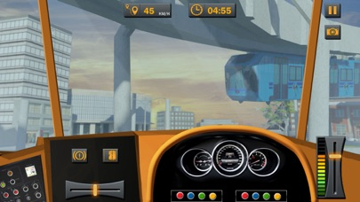 Elevated Train Simulator 3D screenshot three