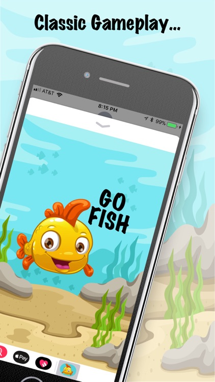 Go Fish For iMessage