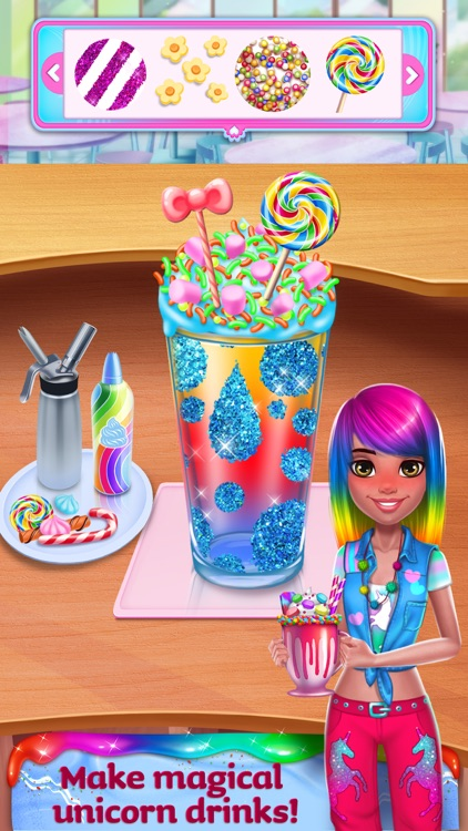Unicorn Food Style Maker
