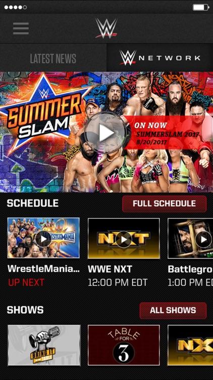 WWE screenshot-1