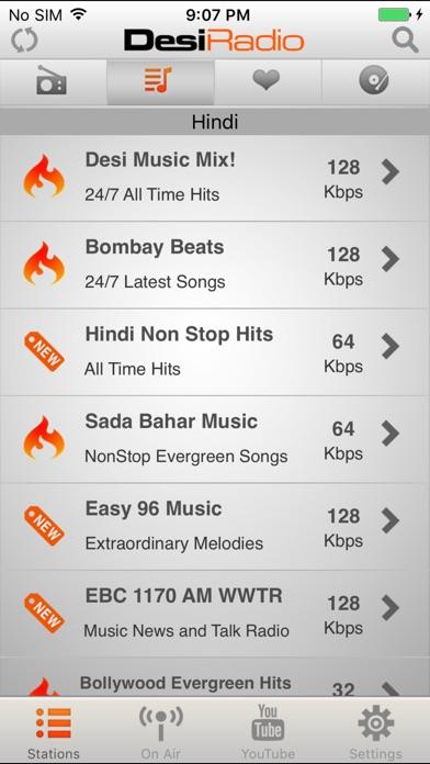 Desi Radio - Indian Stations - AppRecs