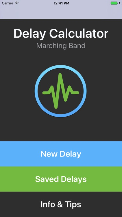 Marching Band Sound Delay