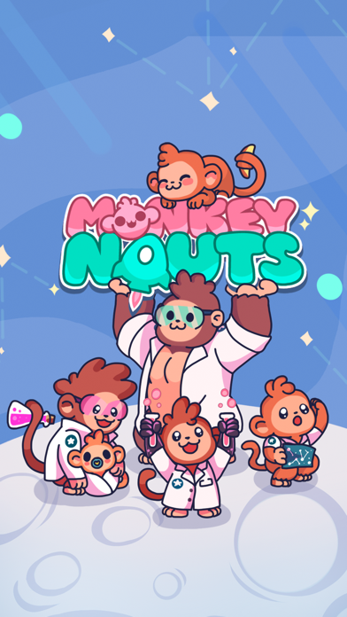 Monkeynauts: Merge Monkeys! screenshot 5