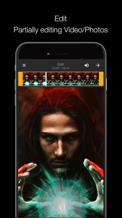 eLive - Custom Live Wallpapers screenshot-2