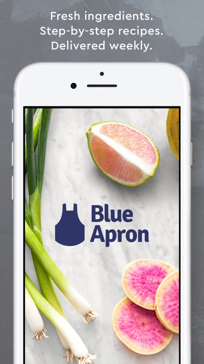 Blue Apron screenshot-0