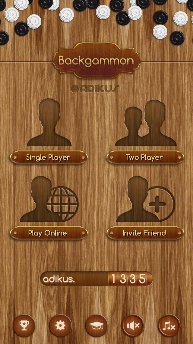 Backgammon Скриншоты4