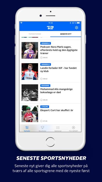 TV 2 SPORT screenshot-3