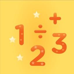 Math Fun Stickers