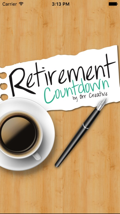 My Retirement Countdown