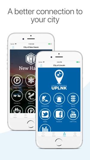 Aplikacja Houston Connectup
