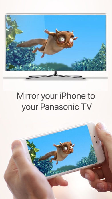 Mirror for Panasonic Smart TV screenshot 1