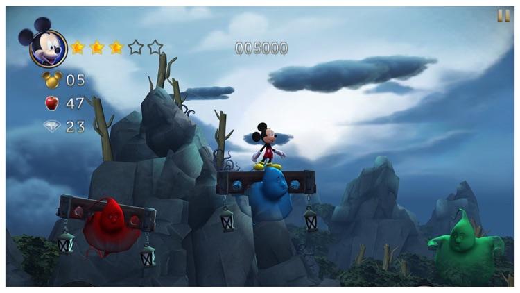 Castle of Illusion screenshot-4
