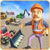 Heavy Construction Machines 3D
